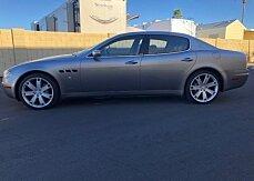 2007 Maserati Quattroporte for sale 100993078