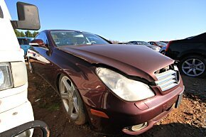 2007 Mercedes-Benz CLS550 for sale 100292842