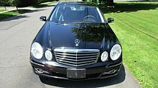 2007 Mercedes-Benz E550 4MATIC Sedan for sale 100875601