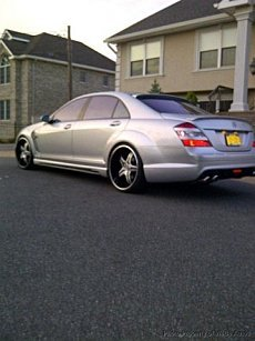 2007 Mercedes-Benz S550 for sale 100722421
