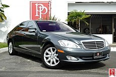 2007 Mercedes-Benz S550 for sale 100795481