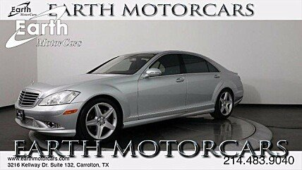 2007 Mercedes-Benz S550 for sale 100805785