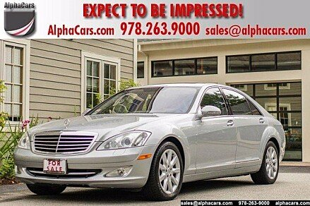 2007 Mercedes-Benz S550 4MATIC for sale 100846517