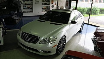 2007 Mercedes-Benz S550 for sale 100877202