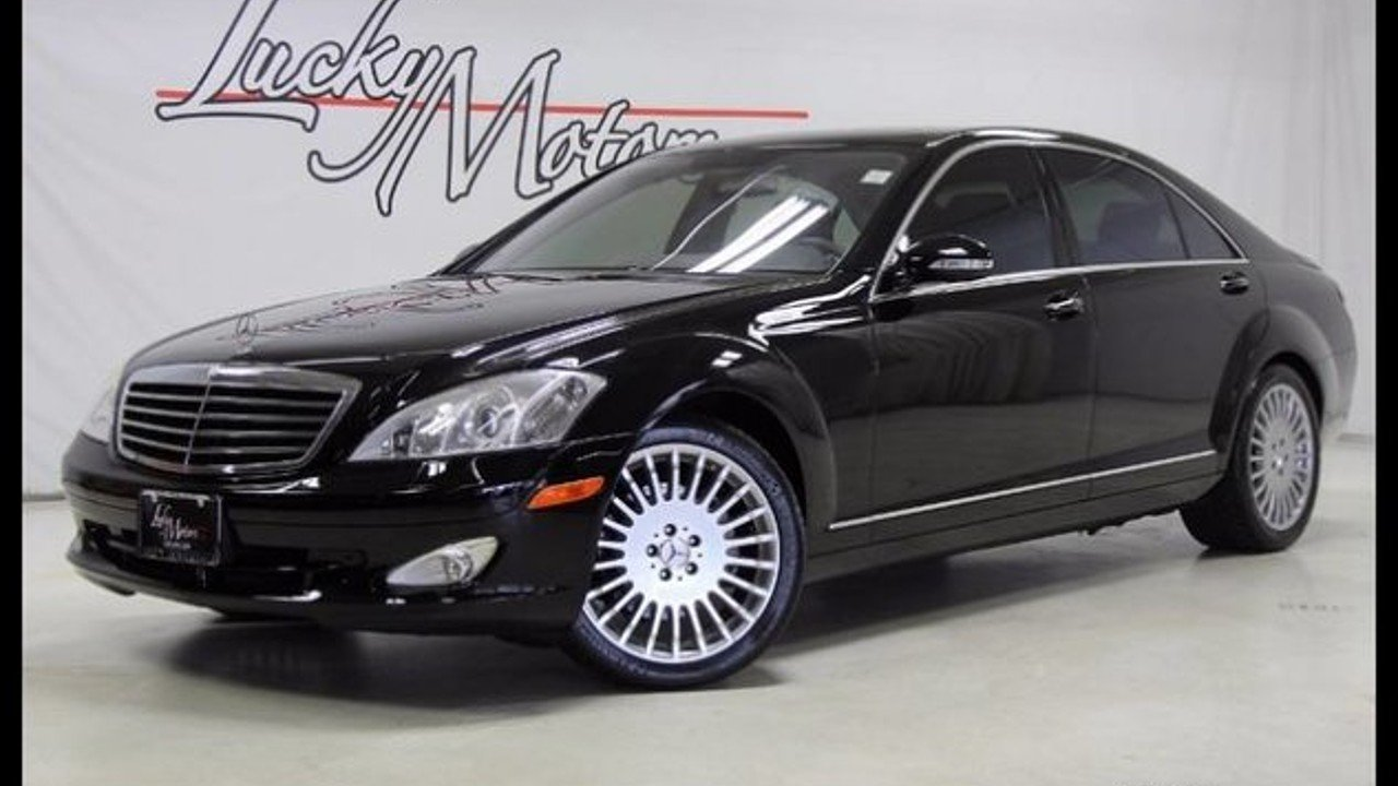 2007 Mercedes-Benz S550 for sale 100905504