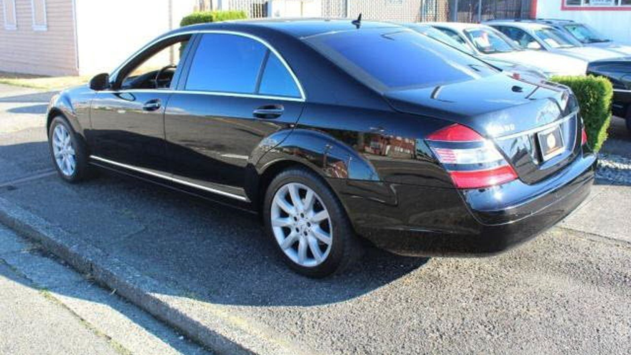 All Types 2007 s550 : 2007 Mercedes-Benz S550 for sale near Tacoma, Washington 98409 ...