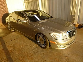 2007 Mercedes-Benz S550 for sale 100916334