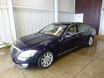 2007 Mercedes-Benz S550 4MATIC for sale 100982672