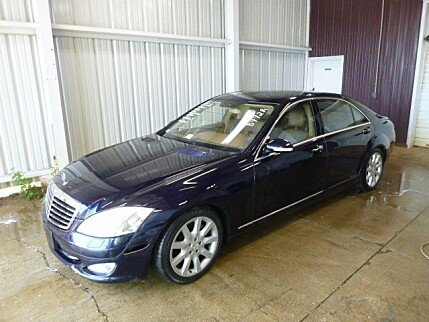 2007 Mercedes-Benz S550 4MATIC for sale 100880162
