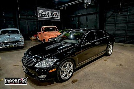 2007 Mercedes-Benz S550 for sale 100890417
