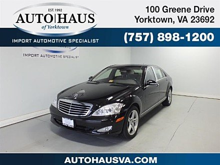 2007 Mercedes-Benz S550 for sale 100894773
