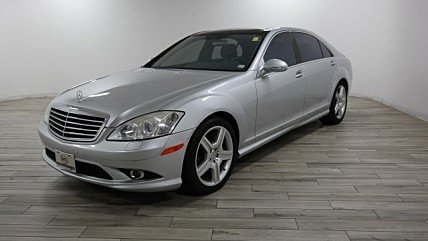 2007 Mercedes-Benz S550 for sale 100895342