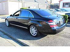 2007 Mercedes-Benz S550 for sale 100909619