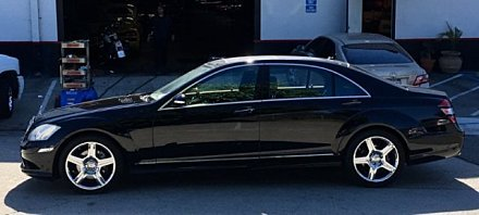 2007 Mercedes-Benz S550 for sale 100913503