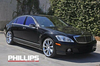 2007 Mercedes-Benz S550 for sale 100914044