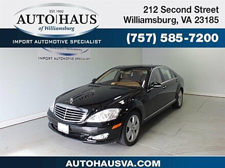 2007 Mercedes-Benz S550 for sale 100924498