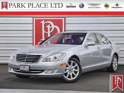2007 Mercedes-Benz S550 for sale 100962709