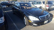 2007 Mercedes-Benz S550 for sale 100968096