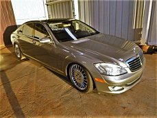 2007 Mercedes-Benz S550 for sale 100973020