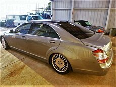 2007 Mercedes-Benz S550 for sale 100982748