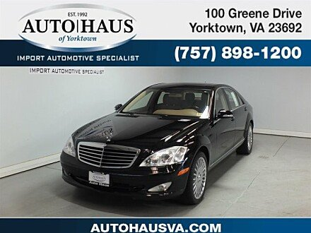 2007 Mercedes-Benz S550 for sale 100994349