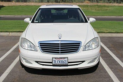 2007 Mercedes-Benz S550 for sale 101003933