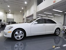 2007 Mercedes-Benz S550 for sale 101039581