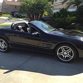 2007 Mercedes-Benz SL550 for sale 100776965