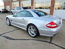 2007 Mercedes-Benz SL550 for sale 100780651