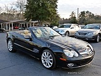 2007 Mercedes-Benz SL550 for sale 100953185