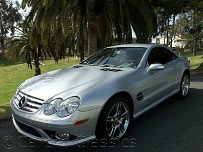 2007 Mercedes-Benz SL550 for sale 100991842
