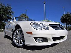 2007 Mercedes-Benz SL550 for sale 100995773