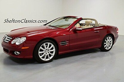 2007 Mercedes-Benz SL550 for sale 101001491