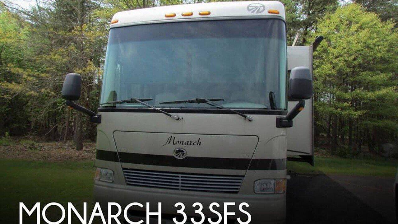 2007 Monaco Monarch for sale 300106407