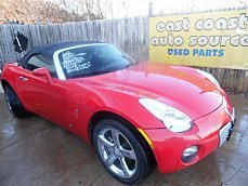 2007 Pontiac Solstice Convertible for sale 100289863