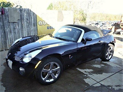 2007 Pontiac Solstice Convertible for sale 100749556