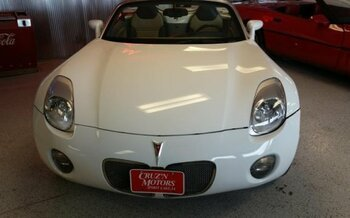 2007 Pontiac Solstice Convertible for sale 100821720