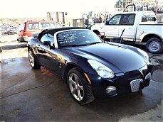 2007 Pontiac Solstice Convertible for sale 100749556