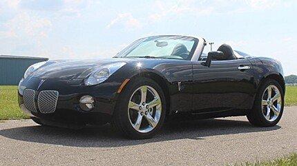 2007 Pontiac Solstice Convertible for sale 100888562