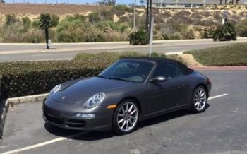 2007 Porsche 911 Cabriolet for sale 100768717