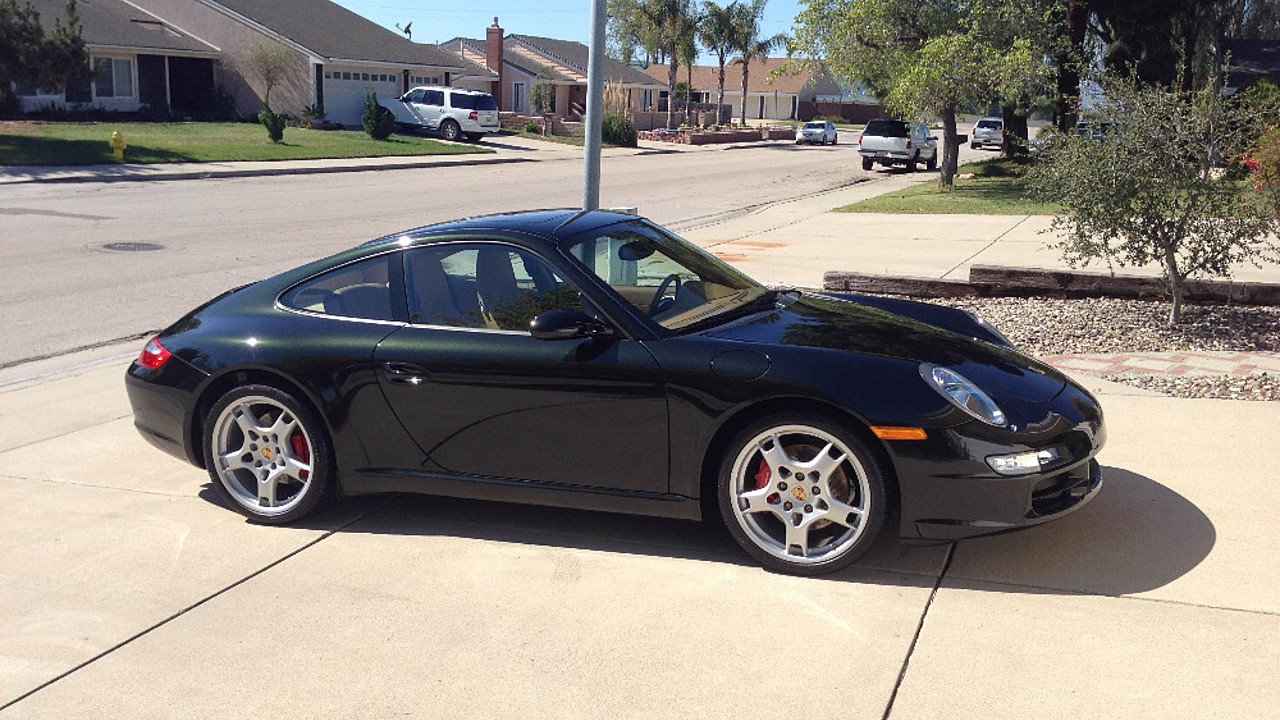2007 Porsche 911 Coupe for sale 100775479