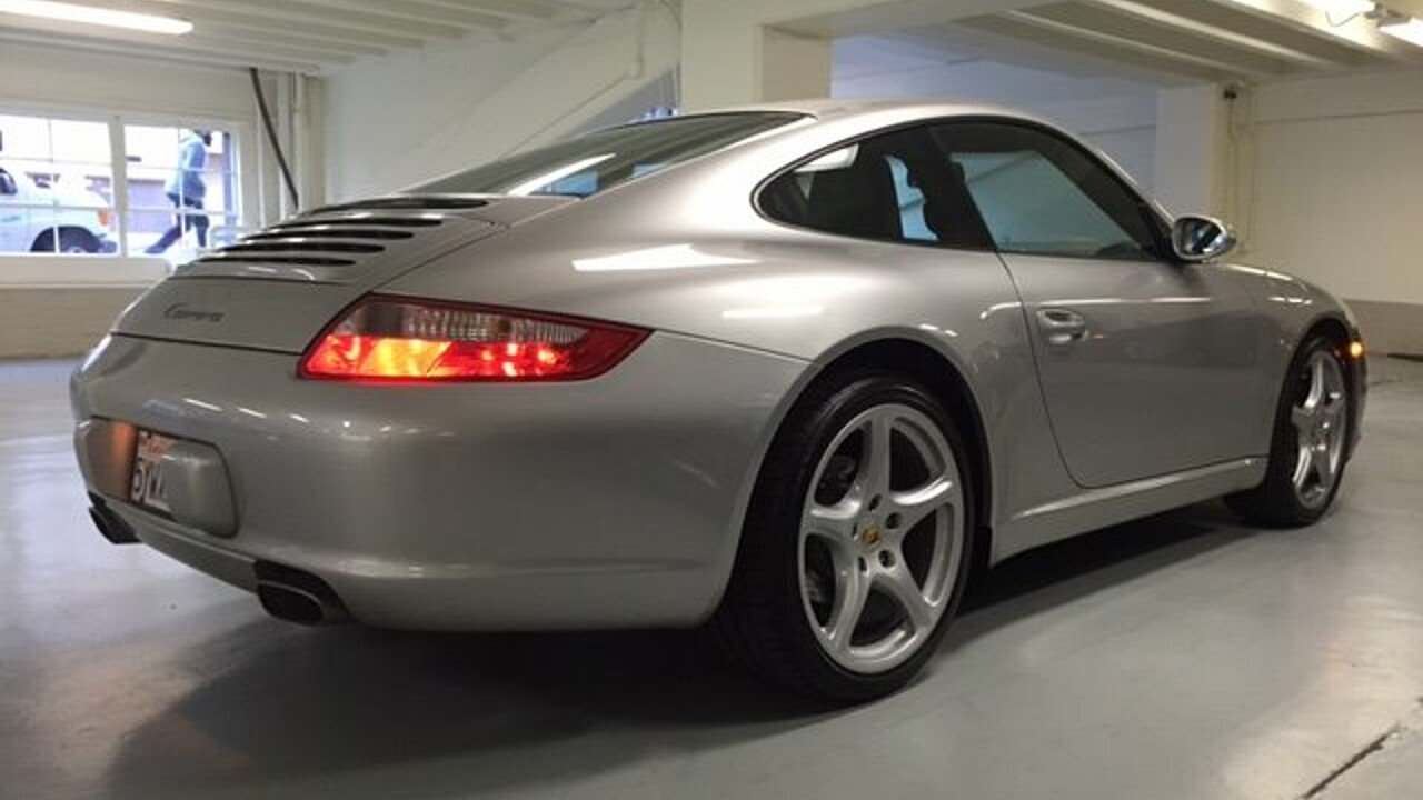 2007 Porsche 911 Coupe for sale 100768729