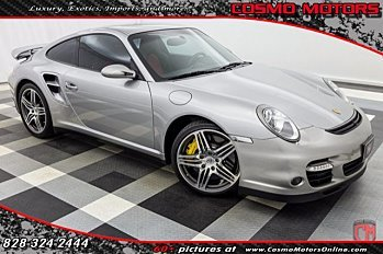 2007 Porsche 911 Turbo Coupe for sale 100926783