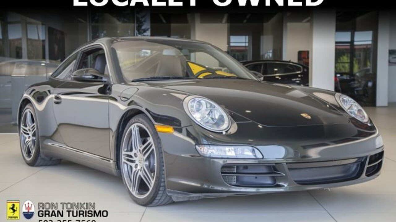 2007 Porsche 911 Targa 4 for sale 100996092