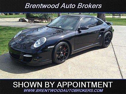 2007 Porsche 911 Turbo Coupe for sale 100878237