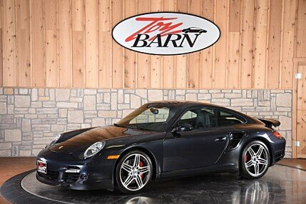 2007 Porsche 911 Turbo Coupe for sale 100883590