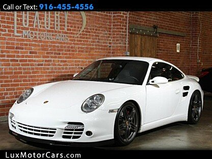 2007 Porsche 911 Turbo Coupe for sale 100886904