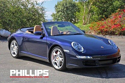 2007 Porsche 911 Cabriolet for sale 100908835