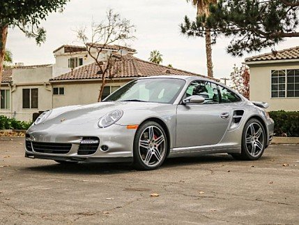2007 Porsche 911 Turbo Coupe for sale 100922614