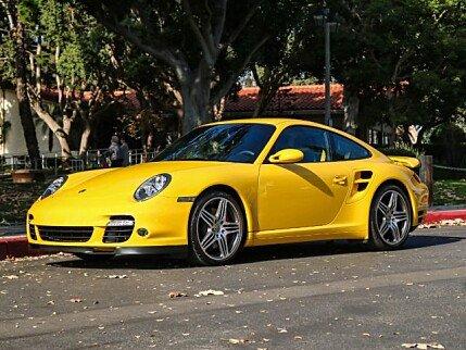 2007 Porsche 911 Turbo Coupe for sale 100922890